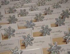 54 Glitter Winter Wedding Ideas | HappyWedd.com