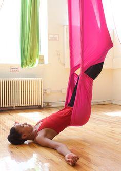 Aerial Yoga - Yoga i