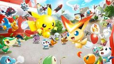 Pokemon games are great for practicing a variety of executive functioning skills. Pokemon games are The New Wii U Pokémon Game Has Toys, Kind of Like Skylanders All Pokemon Games, First Pokemon, Pokemon Toy, Pokemon Pins, Pokemon Images, Pokemon Pictures, Pikachu, Newest Pokemon, Pokemon Stuff