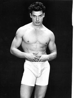 Assured, Antonio sabato jr underwear curious topic