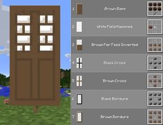francisviens - 0 results for minecraft banner designs Minecraft Mods, Cool Minecraft Banners, Minecraft Building Guide, Minecraft Banner Designs, Easy Minecraft Houses, Minecraft Houses Blueprints, Minecraft Plans, Amazing Minecraft, Minecraft Tutorial