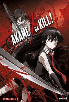 دانلود رایگان سریال Akame ga Kill