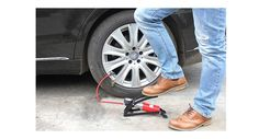 Product Image: cn-200-portable-car-high-pressure-foot-pump-w