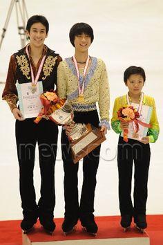 2009 JOC Junior Olympic Cup, at Yokohama Skate Center