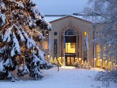 Arktikum_Rovaniemi_ the polar night time-AA Polar Night, Winter White, Night Time, Finland, Winter Wonderland, Outdoor, Outdoors, Outdoor Games, Outdoor Living