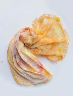 """""""scarf crepe"""" Pattiserie KUROKAWA -brooklyn nyc-"""