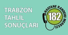 Trabzon Tahlil Sonuçları Logos, Logo