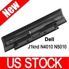 Hot Battery For DELL INSPIRON M5030 N4010 M5010 N5110 N7010D 14R 15R J1KND N4110