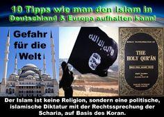 Scharia   WordPress Presseartikel RfD Rettung für Deutschland