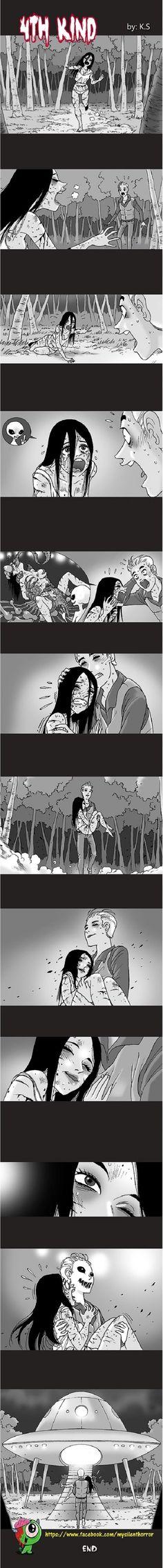 Repostuj.pl :: mysilenthorror-creepy-komiks