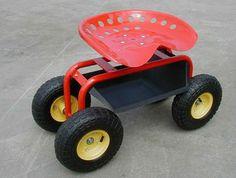 Wheels Tc4501b   Buy Garden Seat Cart,Garden Tool,Garden Scooter