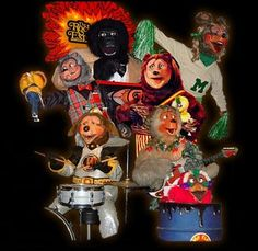 Showbiz Pizza Place totally forgot about this place. But it was awesome. Better than chuck e cheese