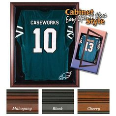 Philadelphia Eagles NFL Standard Size Jersey Case (Cherry)