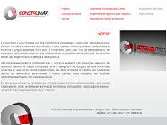 Construmax - Rio de Janeiro - RJ | www.construmaxrj.com.br