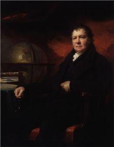 The great mathematician John Playfair by Sir Henry Raeburn.