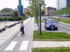 Tech Talk: 19 beautiful ways to protect bike lanes (photos) | PeopleForBikes