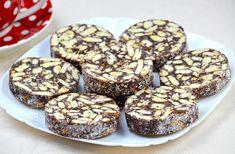 Salam de biscuiti facut in casa - reteta video | JamilaCuisine