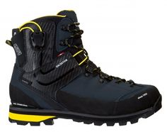 Леки и високотехнологични алпийски обувки Dachstein Crest HLS EV, водоустойчиви, с eVent® мембрана