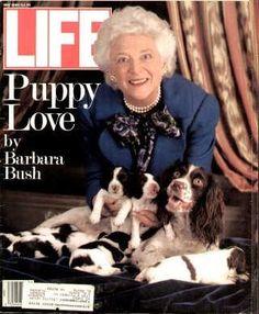 President Bush's Dogs