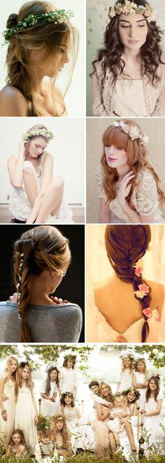 Praise Wedding » Wedding Inspiration and Planning » 6 Favorite Bridal Hairstyles for 2012