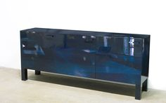 Piece Contemporain Large Reflection Sideboard 2 | Galerie kreo