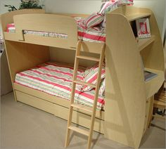 Bunk Bed Paper Patterns Detailed Step By Step Diy Plans So Easy