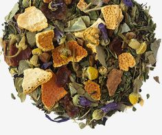 Drink Pretty: 5 Beverages with Beauty Benefits - My Beauty Tea Beauty Blend Herbal Tea  - from InStyle.com