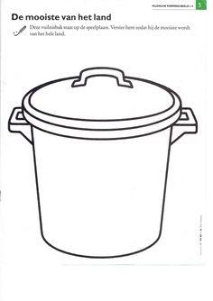 120 beste afbeeldingen thema afval sorteren school