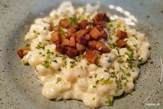 Guiness | Na pive Risotto, Potato Salad, Potatoes, Ethnic Recipes, Food, Potato, Essen, Meals, Yemek