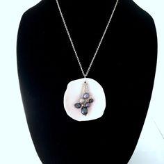 Pottery, Earth, Pendant Necklace, Jewelry, Fashion, Ceramica, Moda, Jewlery, Jewerly