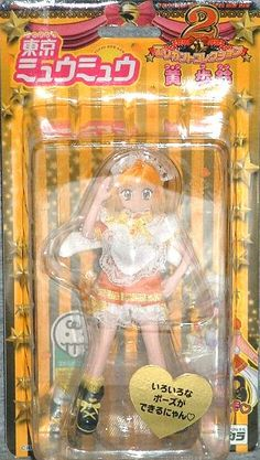 """Tokyo Mew Mew 6"""" Poseable Dolls, Toys, Figures, Gashapon, Dolls and Collectibles at Anime Collectibles"""