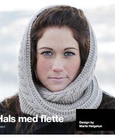 Dame - Oppskrifter og materialpakker - Nettbutikk - Design by Marte Helgetun
