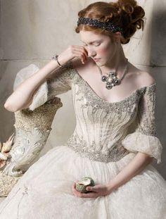 novias y pureza Paz Solis Fashion