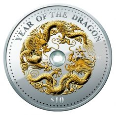 year of the dragon coin