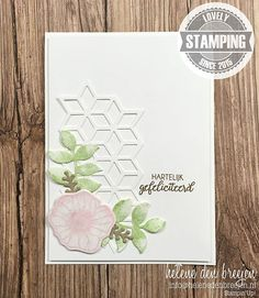 Oh so eclectic, Stampin Up