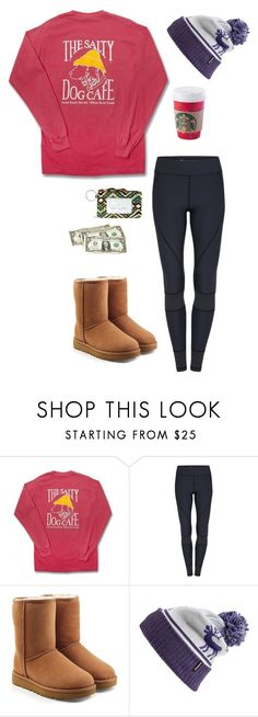 """""""Late night runs ig 😂"""" by freebirdy ❤ liked on Polyvore featuring Comfort Colors, UGG, Patagonia and Vera Bradley"""