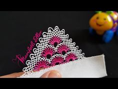 Hairstyle Trends, Needle Lace, Embroidery, Models, Youtube, Lace, Hairstyle Man, Hand Embroidery, Crocheting