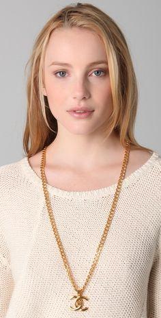 Vintage Chanel necklace $2,200