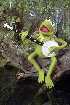 Kermit (& Jim Henson)