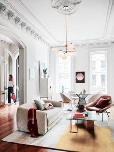 grand chic living room