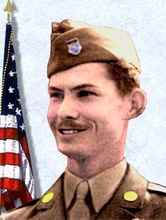 Photo of Medal of Honor Recipient Desmond T. Hero World, World War Ii, Desmond Doss, Hacksaw Ridge, Conscientious Objector, Army Medic, Medal Of Honor Recipients, Okinawa, Heroines