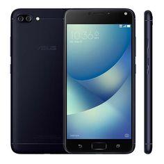 "Smartphone Asus Zenfone 4 Max ZC554KL 32GB Tela 5.5"" Dual Chip Câmera Traseira Dupla 4G 3GB RAM << R$ 87912 >>"