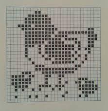 Tiny Cross Stitch, Cross Stitch Cards, Cross Stitch Animals, Cross Stitch Embroidery, Cross Stitch Patterns, Bobble Crochet, Crochet Chart, Filet Crochet, Crochet Stitches