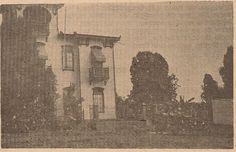 """Chalet """"Casanova"""" ubicado en la parte alta de la Av. Bolognesi"""