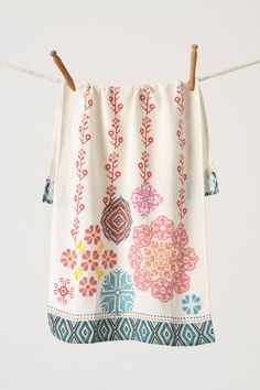 Anthropologie towel