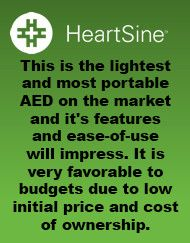 An AED is an Automated External Defibrillator which is an easy-to-use and affordable device which ANYBODY could use to save a life. PurchaseAEDs.com is an eCommerce website where selecting and buying AEDs is made simple.