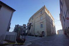 Pallazo di Cuppis, Montefalco