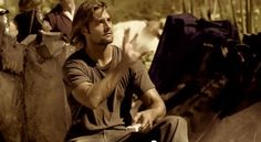 Sawyer,   Lost, played by Josh Holloway