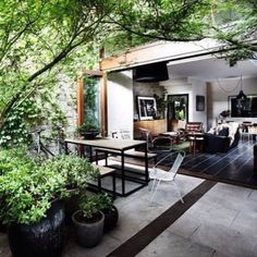 Inspiring Fresh Landscape Design for Back Yard 16