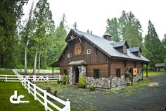 LOVE THE COLORS     Newfoundland and Labrador Barn Kits & Custom Designs - DC Builders
